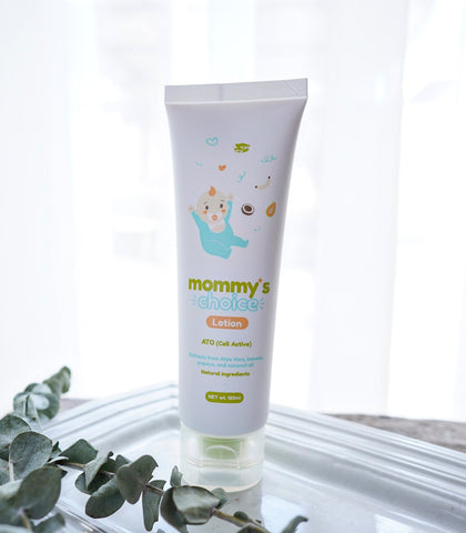Bath & Body - Mommy's Choice Hypoallergenic Lotion - 120ml