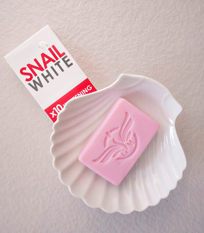 Bath & Body - Thai Snail Whitening Soap - 70g