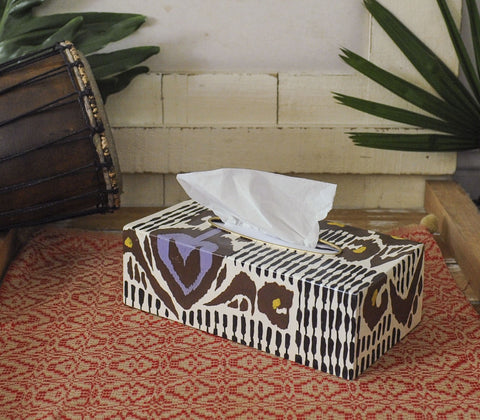 Bath - Trinidad Rectangular Tissue Box