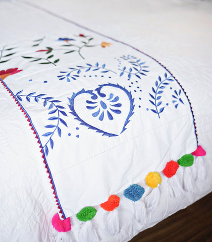 Beddings - Kerala Bed Runner - 4 Variants