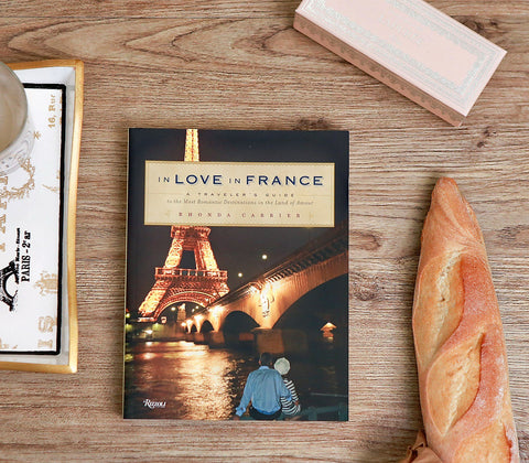 Books & Gifts - In Love In France: A Traveler's Guide To The Most Romantic Destinations In The Land Of Amour