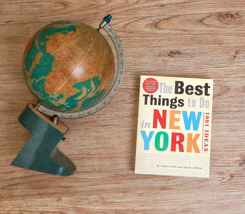 Books & Gifts - The Best Things To Do In New York, Second Edition: 1001 Ideas
