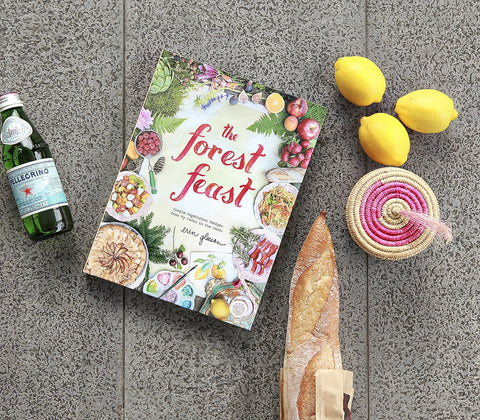 Books & Gifts - The Forest Feast: Simple Vegetarian Recipes From My Cabin In The Woods