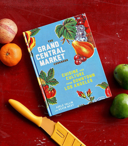 Books & Gifts - The Grand Central Market Cookbook: Cuisine And Culture From Downtown Los Angeles