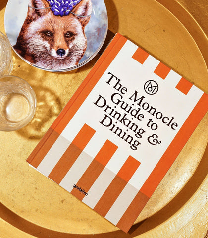 Books & Gifts - The Monocle Guide To Drinking & Dining