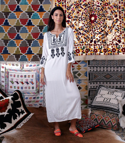 Caftan - Safi Embroidered Caftan