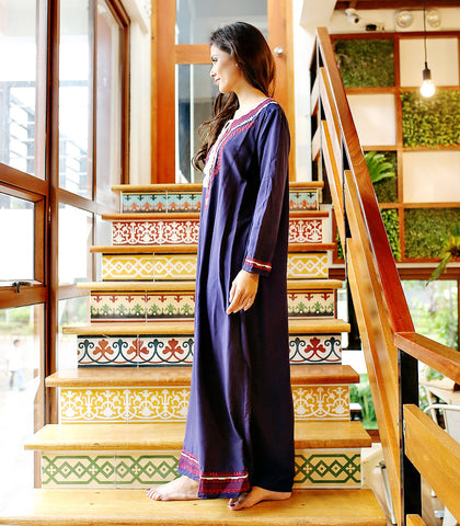 Caftan - Tunapuna Embroidered Caftan