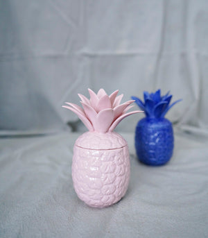 Pineapple Table Top Container