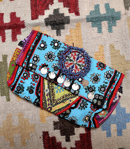Clutch - Chandigarh Banjara Vintage Purse