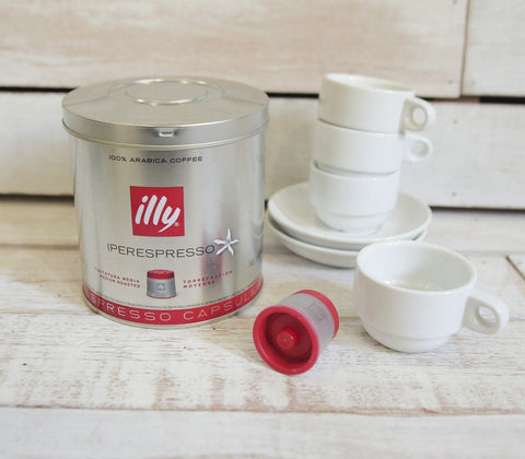 Coffee Mercantile - Illy IEspresso Capsules