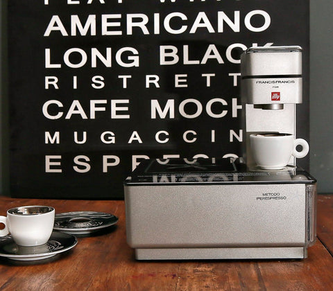 Coffee Mercantile - Illy Y1.1 Touch IEspresso Machine