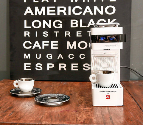 Coffee Mercantile - Illy Y3 Espresso Machine