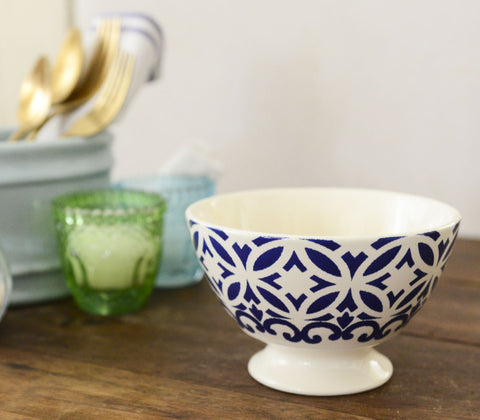 Coffee Mercantile - Moroccan Cereal Bowl
