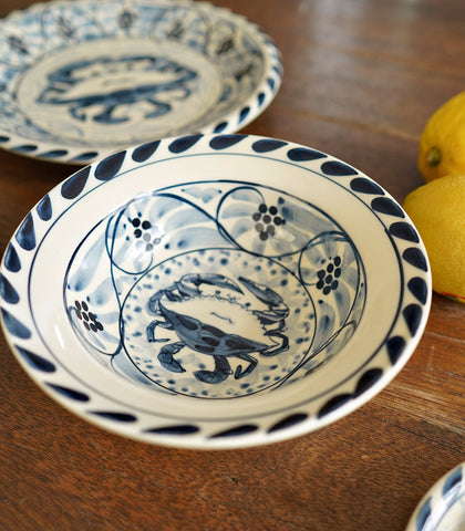 Dinnerware - Crusty Crab Cereal Bowl