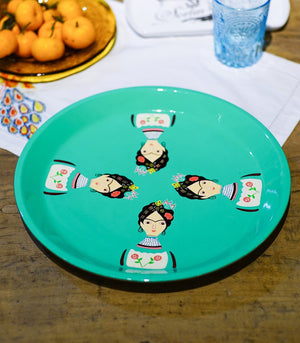 Dinnerware - Frida Tin Kitchenware