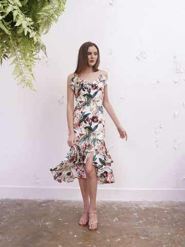 Dress - Jill Lao Serena Spring Floral Dress
