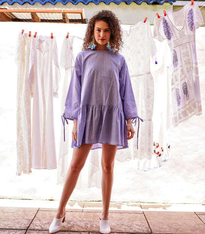 Dress - Lourdes Long Sleeved Dress