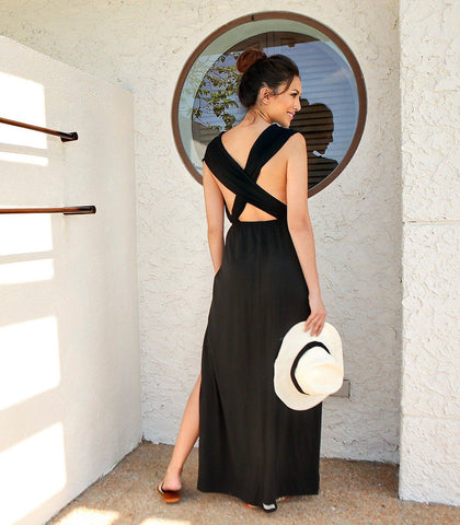 Dress - Tatiana Layered Maxi Dress