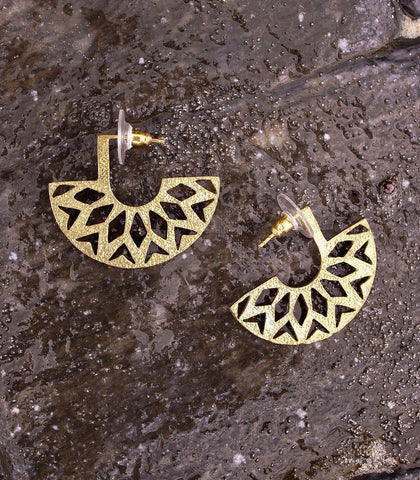 Earrings - Acos Ethnic Filigree Earrings