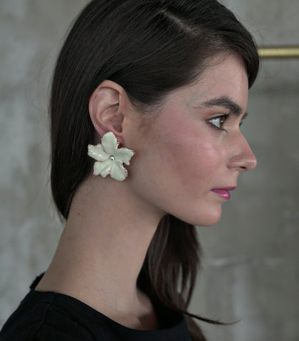 Earrings - Alquizar Orchidea Earrings