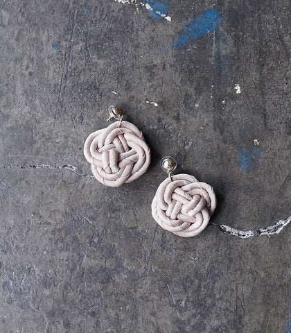 Earrings - Cai Knot Earrings