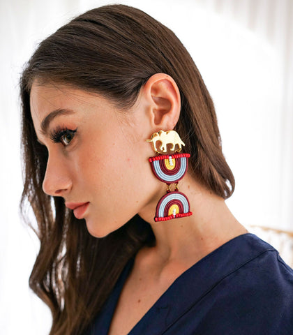 Earrings - Guga Handcrafted Earrings