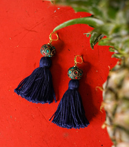 Earrings - Hipanema Tassel Drop Earrings