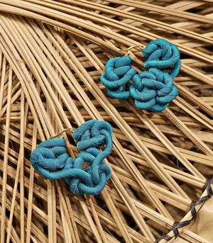 Earrings - Karen Knot Earrings