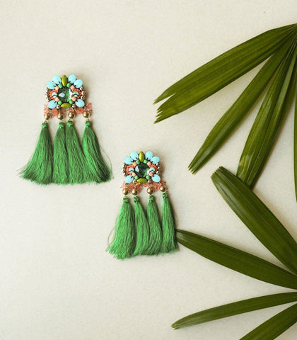 Earrings - Pinaret Palma Handcrafted Earrings