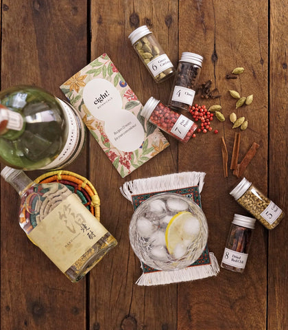 Entertaining - 8! Gin & Tonic Cocktail Kit