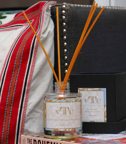Fragrance - Monogrammed Reed Diffusers