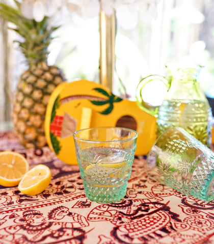 Glassware - Ananas Juice Glass - Set Of 2