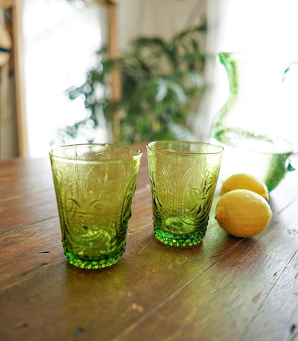 Glassware - Taza Juice Glass -set Of 2