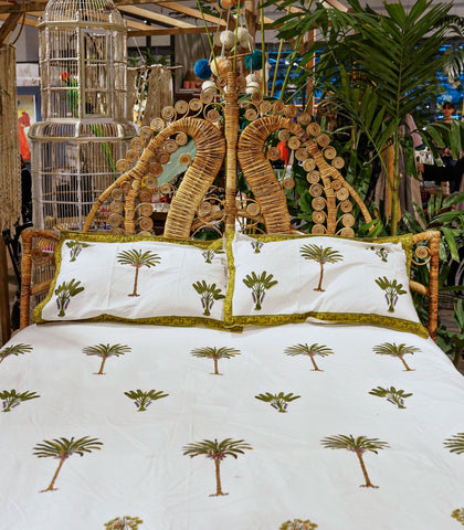 Head Board - Calamus Rattan Bed Headboard