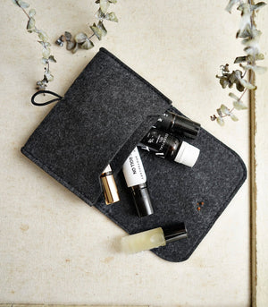 Soul Apothecary Essential Oil Travel Case