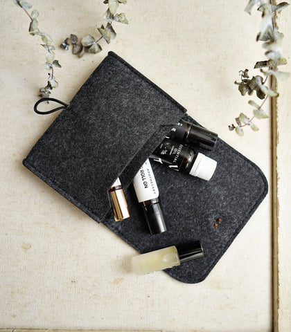 Healing Remedies - Soul Apothecary Essential Oil Travel Case
