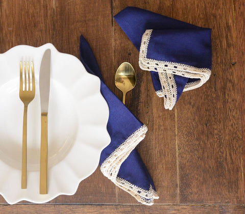 Home - Linen Table Napkins