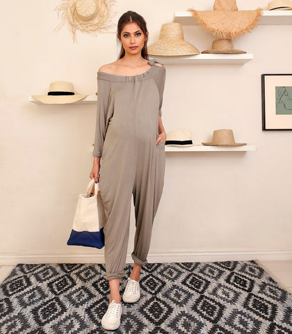 Jumpsuit - Alafia Adjustable Asymmetric Romper