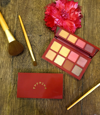 Make-Up - Paprika Eye Shadow Palette