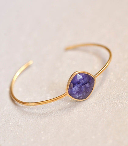 Necklace - Isabel Lapis Lazuli Bangle