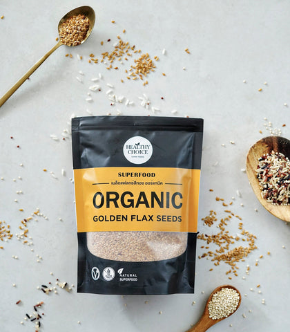 Pantry - Organic Golden Flax Seeds