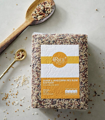 Pantry - RYCE+ Quinoa And Whole Grain Rice Blend Buckwheat