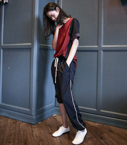 Pants - ANDROGYNE 024 | Regular Jogger Pants