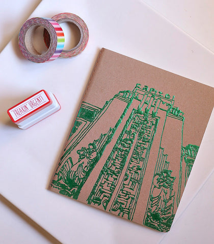 Paper - Capitol Theater Everyday Notebook