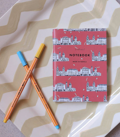 Paper - Ciudad Coral Pocket Notebook