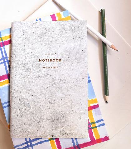 Paper - Concrete Everyday Notebook
