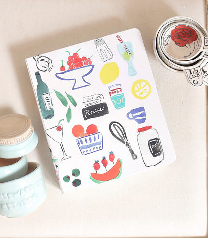 Paper - Kate Spade Bella Pantry Recipe Book