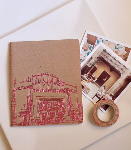 Paper - Metropolitan Theater Everyday Notebook