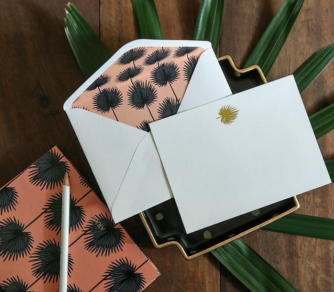 Paper - Palma Notecard Set
