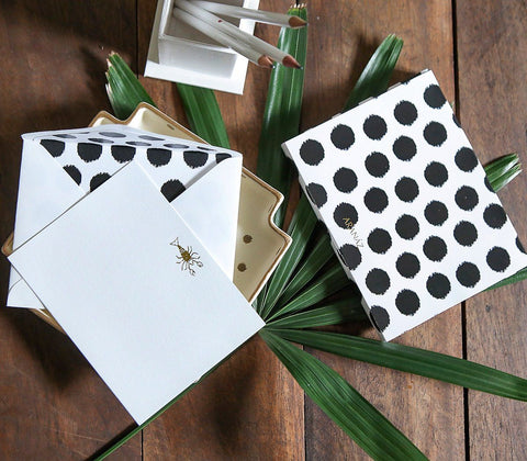 Paper - Polka Notecard Set